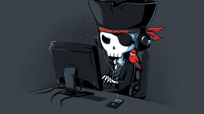 Онлайн-пиратство