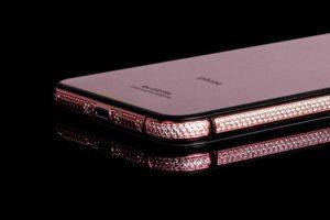 Gold iPhone Xs Max Swarovski Brilliance