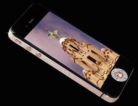 iPhone 4 Diamond Rose