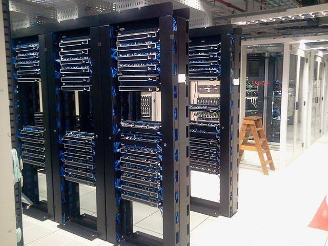 Сервера хостинга